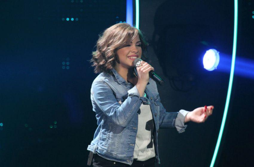 Arab Idol حلقة البنات مريم