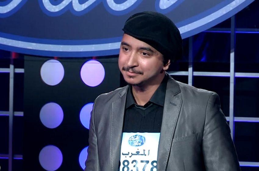 بالصور مشترك مغربي يعتمد اللوك الإيطالي ايدول الموسم الثاني Arab 4.jpg
