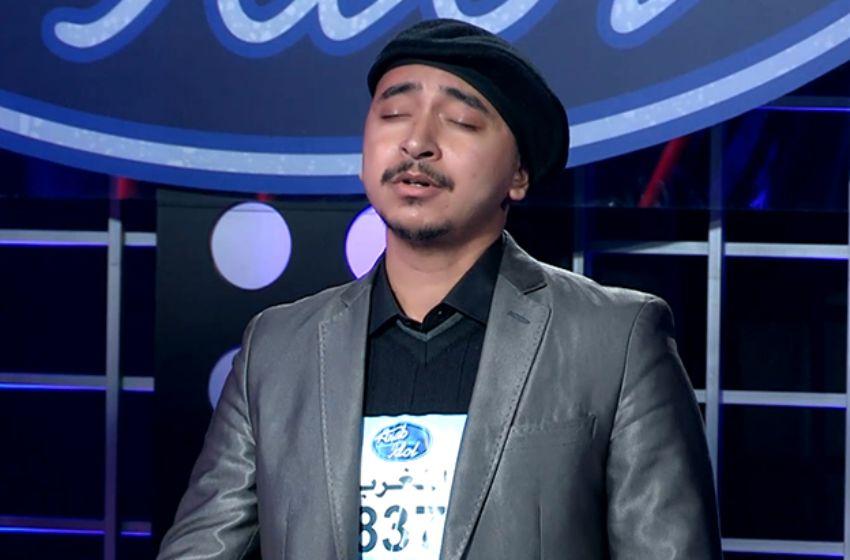 بالصور مشترك مغربي يعتمد اللوك الإيطالي ايدول الموسم الثاني Arab 5.jpg