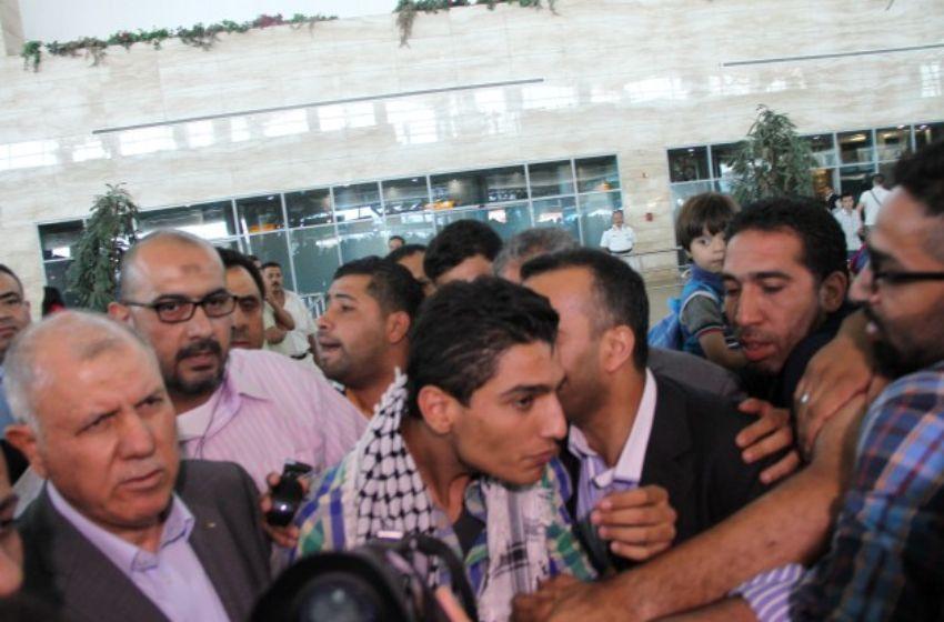 محمد في المطار