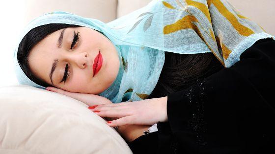 الخمول رمضان سببه الحياة الصيام