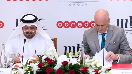 New Agreement between MBC and Ooredoo