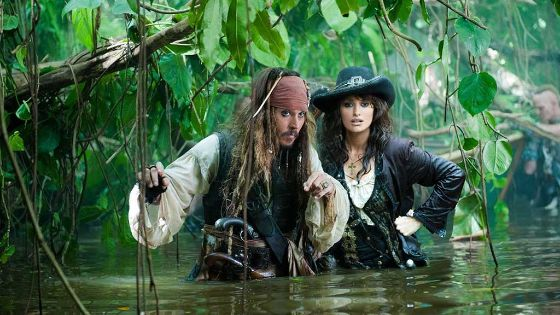 Pirates of the Caribbean On Stranger Tides 2