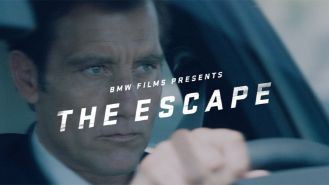 The Escape.... فيلم