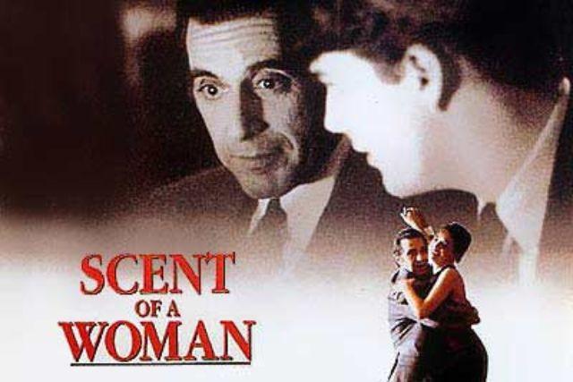آل باتشينو في Scent of A Woman