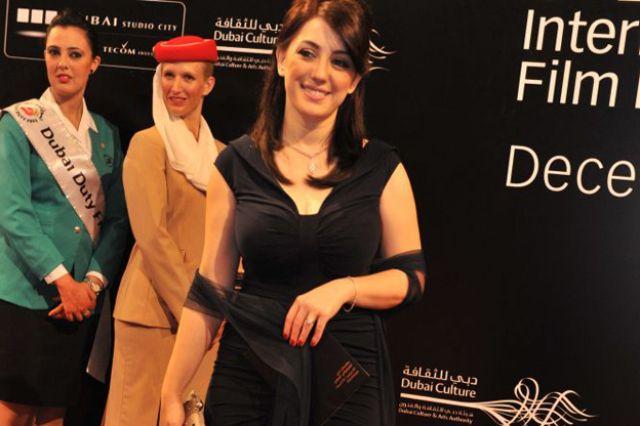 كندة علوش في مهرجان دبي السينمائي
