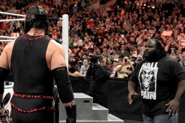 WWE Raw: كين يوجه إهانة مزدوجة لجون سينا.. ومارك هنري يهرب من مواجهته RAW_4