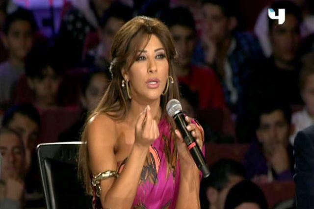 صور تنين نجوى كرم برنامج Arabs Got Talent