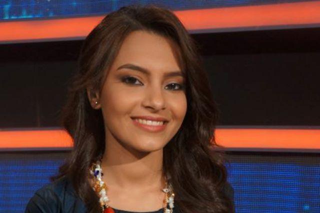 المصرية كارمن سليمان بعد أن دخلت إلى مرحلة الأمان