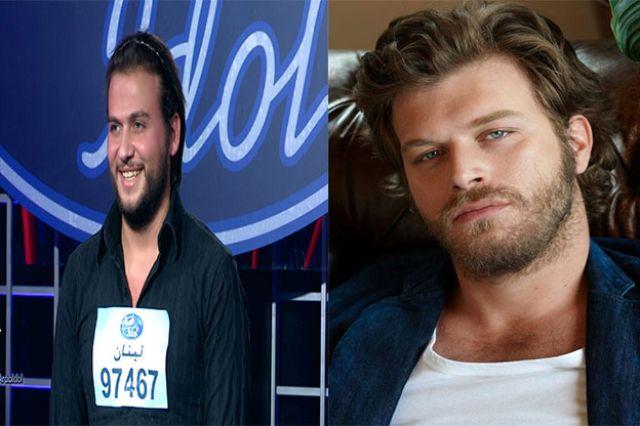 المشتركين واشباهم المشاهير ايدول الموسم الثاني Arab Idol 2013 mohand.jpg