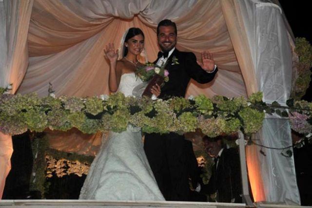 زفاف إنجين ألتان دوزيتان وناصلي شاه ألكوشلار