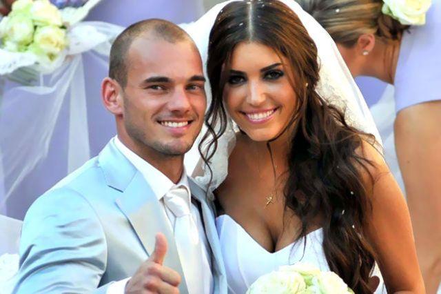 سنايدر وزوجته