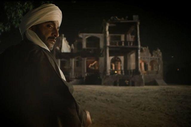 السقا في أحداث فيلم الجزيرة 2