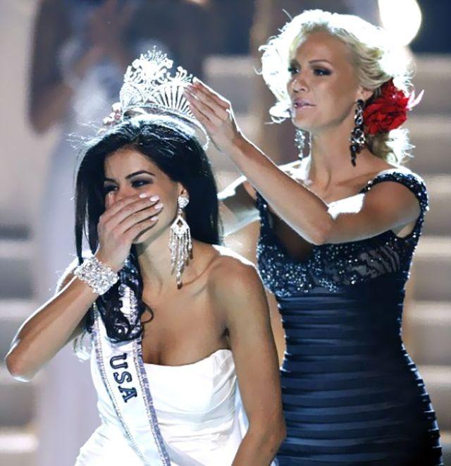 ريما فقيه ملكة جمال أمريكا 2011