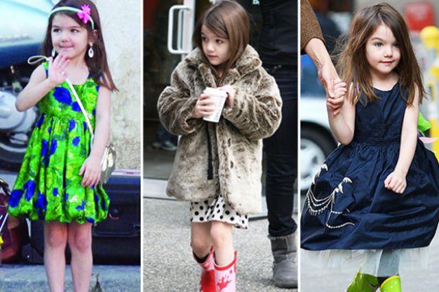 بالصور.. ابنة توم كروز تتربع على عرش أناقة أطفال المشاهير 1_XL
