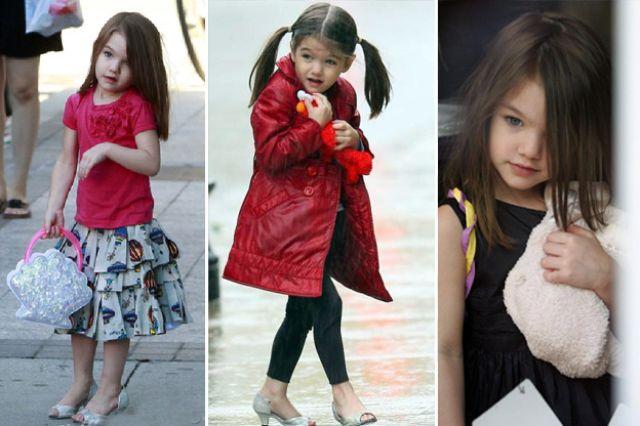 بالصور.. ابنة توم كروز تتربع على عرش أناقة أطفال المشاهير 2_XL