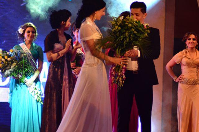 حفلة تتويج ملكة جمال أقليم كردستان العراق 2012