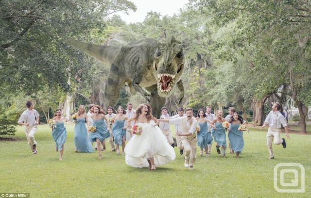 حفلات زفاف مستوحاة من حرب النجوم