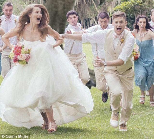: حفلات زفاف مستوحاة من &; حرب النجوم