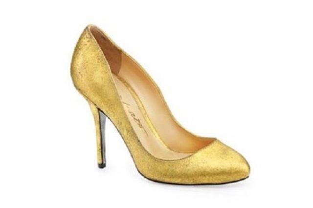 (mbc.net) أحذية من الذهب الخالص انتشرت في خمس مدن عالمية،