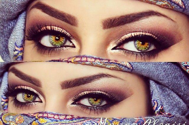 عيون منار كالثعلب