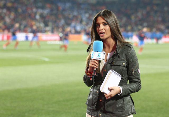 سارة كاربونيرو هي حبيبة كاسياس