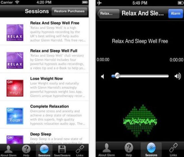 تطبيقات جديدة تساعدك على النوم