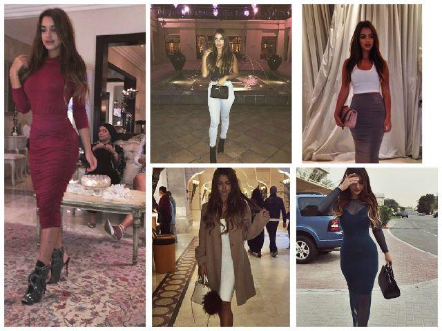 رانيا فوزا مصممة أزياء عمرها 18