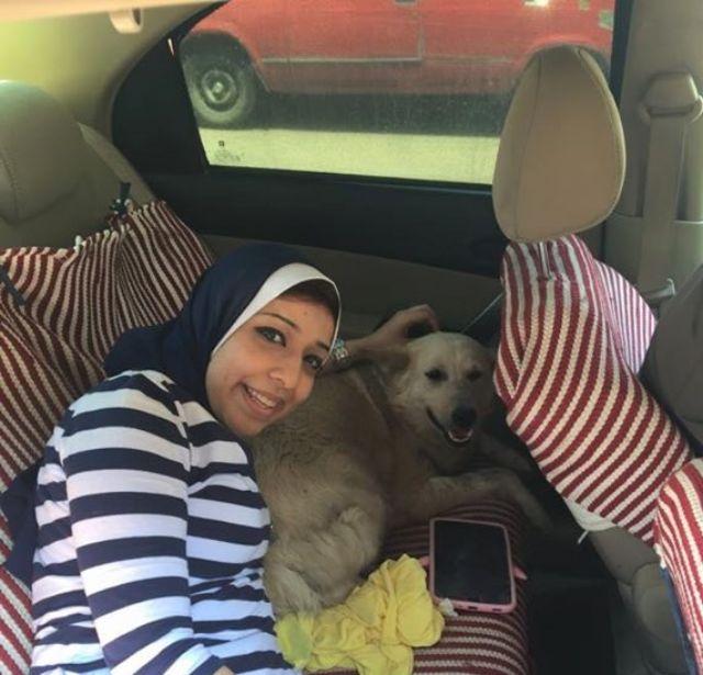 شيماء الجنايني - صاحبة الفكرة