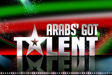 لوجو Arabs got talent