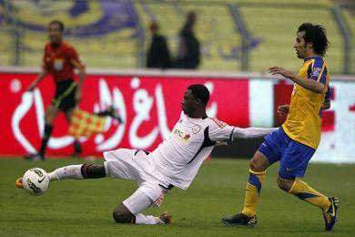 النصر والشباب في نصف نهائي كأس ولي العهد