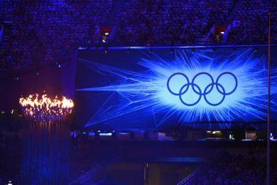 ديع 16 ألف رياضي أولمبي