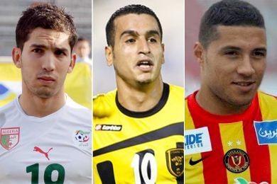 يين والليبيين إلى الدوري التونسي