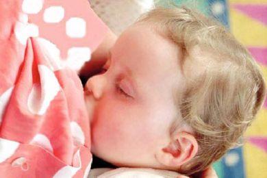 م المرأة من الإرضاع الطبيعي