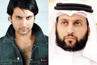 توبه الممثل الكويتي مشعل الجاسر