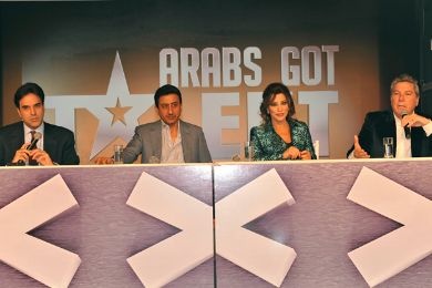 Arabs Got Talent إطلاق