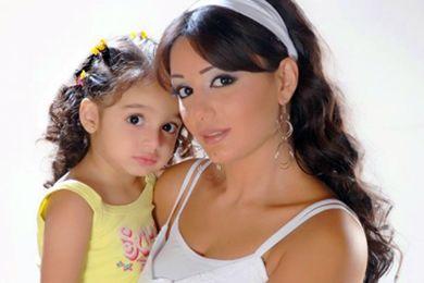 """ديمة الجندي: ابنتي الصغيرة سبب انسحابي من """"صبايا 4"""". 1_XL"""