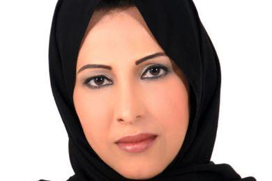 زوجة القصبي الكاتبة بدرية البشر