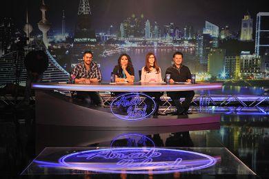 اخبار برنامج Arab Idol 2013 تجوّل داخل عقول حكّام Arab 1212.jpg