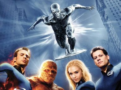 Fantastic 4:Rise of the Silver Surfer