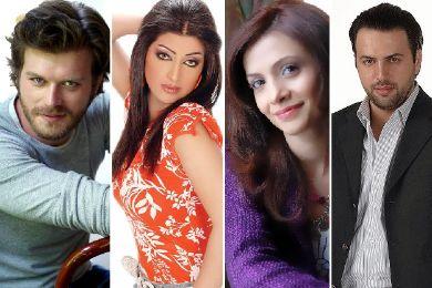 أفضل الممثلين العرب والأتراك على MBC