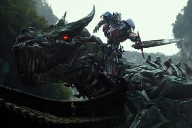 Transformers Age of Extinction First Look Spot