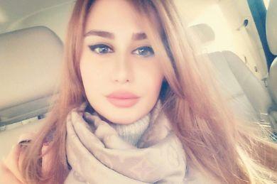 """صور: زوجة رامي عياش تفاجيء متابعيها بإطلالة """"البنطلون الشفاف"""""""