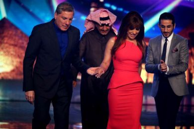 لجنة Arabs Got Talent