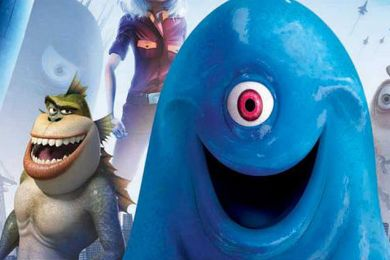 Monsters Vs Aliens- مونسترز فيرسز إليانز