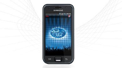 تطبيقArab Idol ArabIdol_%20Samsung