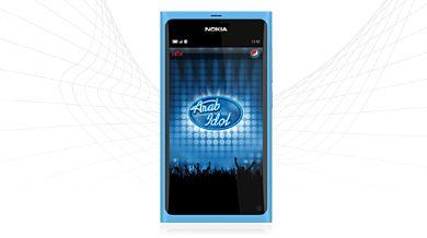 تطبيقArab Idol ArabIdol_%20nokia