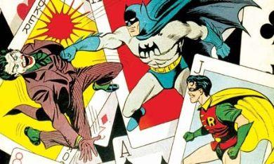 باتمان &; يفوز بأعظم بطل خارق في روايات