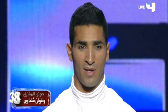 ��� ����� ������ �� ������ ������� �� Arabs Got Talent 2012