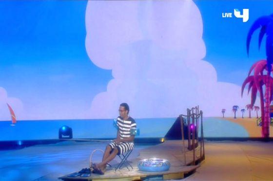 صور مهند الجميلي في الحلقة الاخيرة من Arabs Got Talent 2012